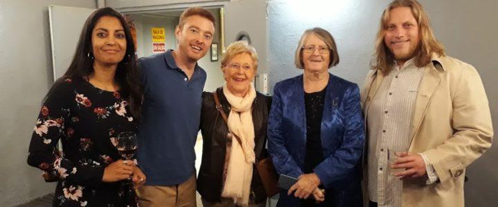 Ambassador Síle Maguire visits Valencia