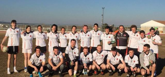 Gaelic Football Tournament 2018 – May 5th