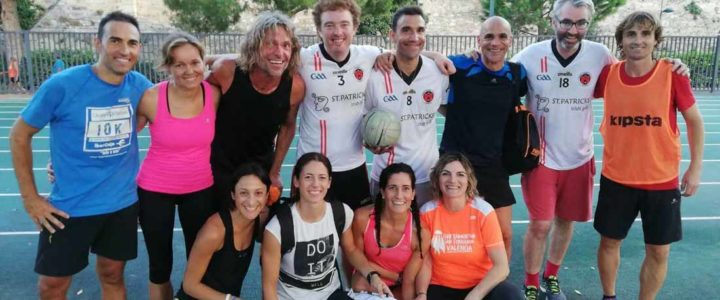 Training PE teachers in Valencia