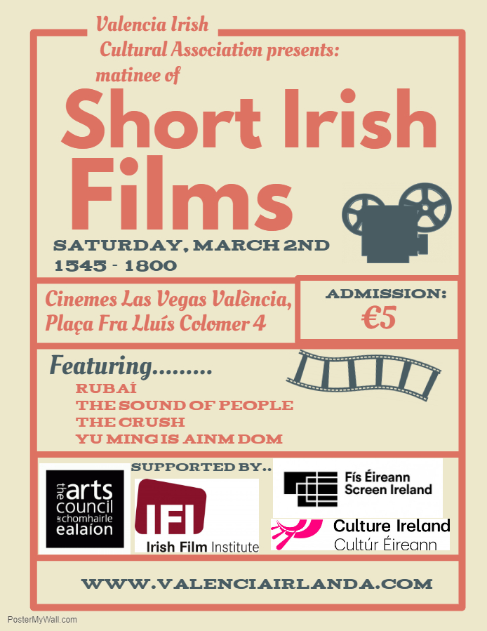 Short Irish Film afternoon